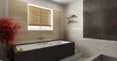 Жалюзи для ванной комнаты
