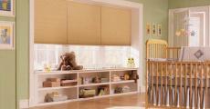 Почему жалюзи – лучший выбор для детской комнаты